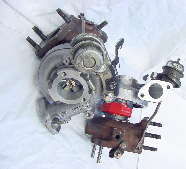 HyperGear Turbochargers Performance Parts Toyota Soarer